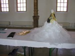 Nevesta, výstava, synagóga Trnava, 2003